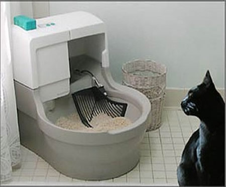 Cats Corner Store Automatic Litter Box